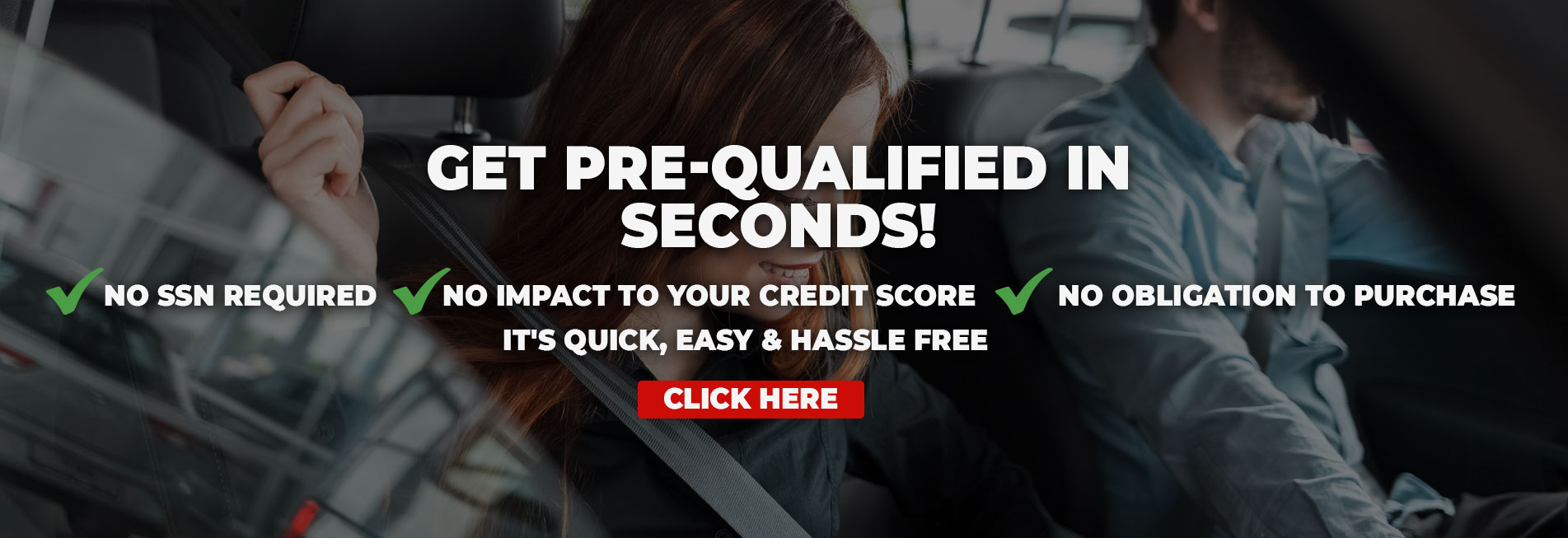 get pre-qualified in seconds!